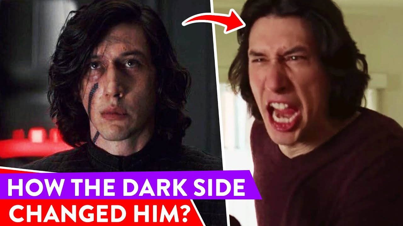 5 facts you might not know about Adam Driver in Star Wars