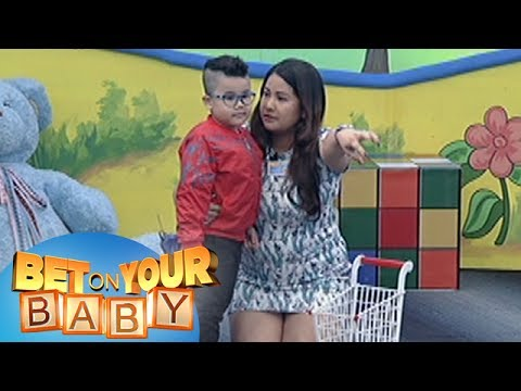Bet On Your Baby: Babydome challenge with Mommy Cass and Baby Leeam