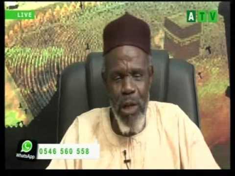 Sheikh haj Umar chief imam of Ahlu suna Ghana