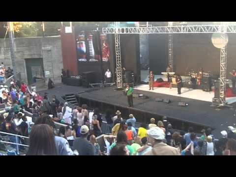Third World-Roots with Quality(live)@Sunday in The Redwoods 2012