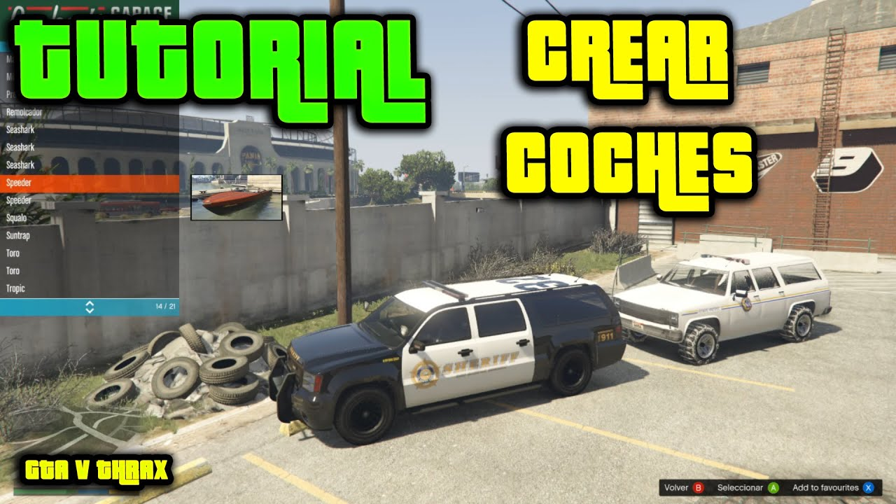 *TUTORIAL*COMO CREAR COCHES MOD MENU PC Y SAVE WIZARD PARA METERLOS EN ONLINE CREAR LLANTAS DE LUCES