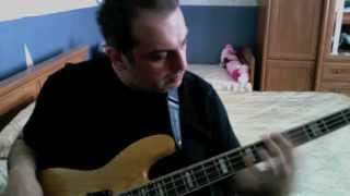 DR SUNBEAM ™ NMR-45 - Nordstrand NJ4 - 74' Jazz Bass