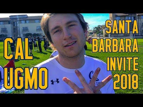 Cal UGMO -  Santa Barbara Invite 2018