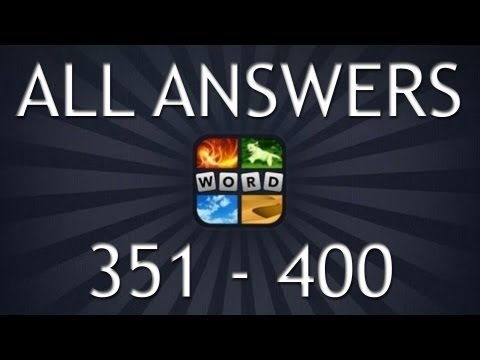 4 Pics 1 Word All Answers Part 8, 351400