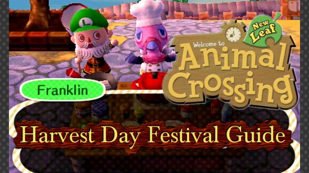 Harvest Festival | Animal Crossing Wiki | FANDOM powered ...