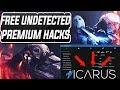 ICARUS | BEST NEW FREE UNDETECTED Premium HACK | CS:GO Hacks
