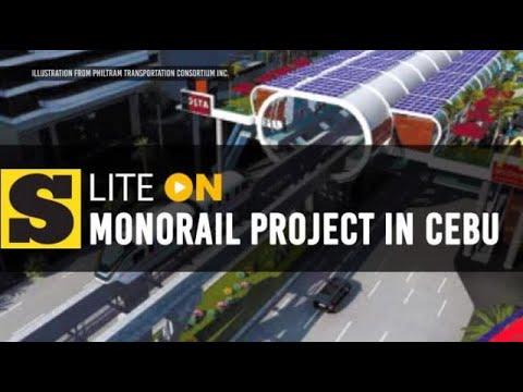 12-km monorail project in Cebu