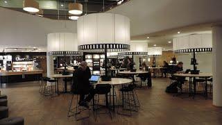 SAS Business Lounge, Copenhagen Kastrup Airport