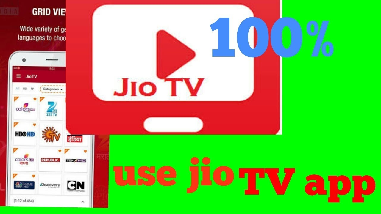 How to use jiotv without jio sim | play jiotv on any sim like airtel, voda,  idea      and other