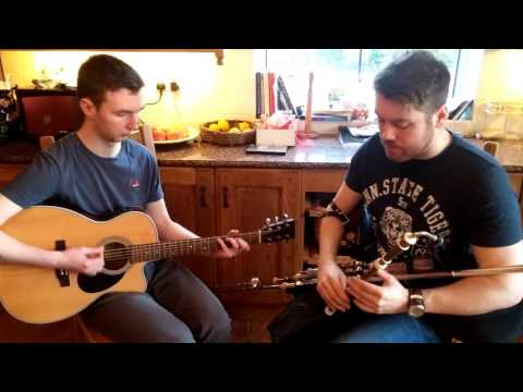 (Reels) Uilleann pipes & Guitar Chris McMullan & Kyle McCauley