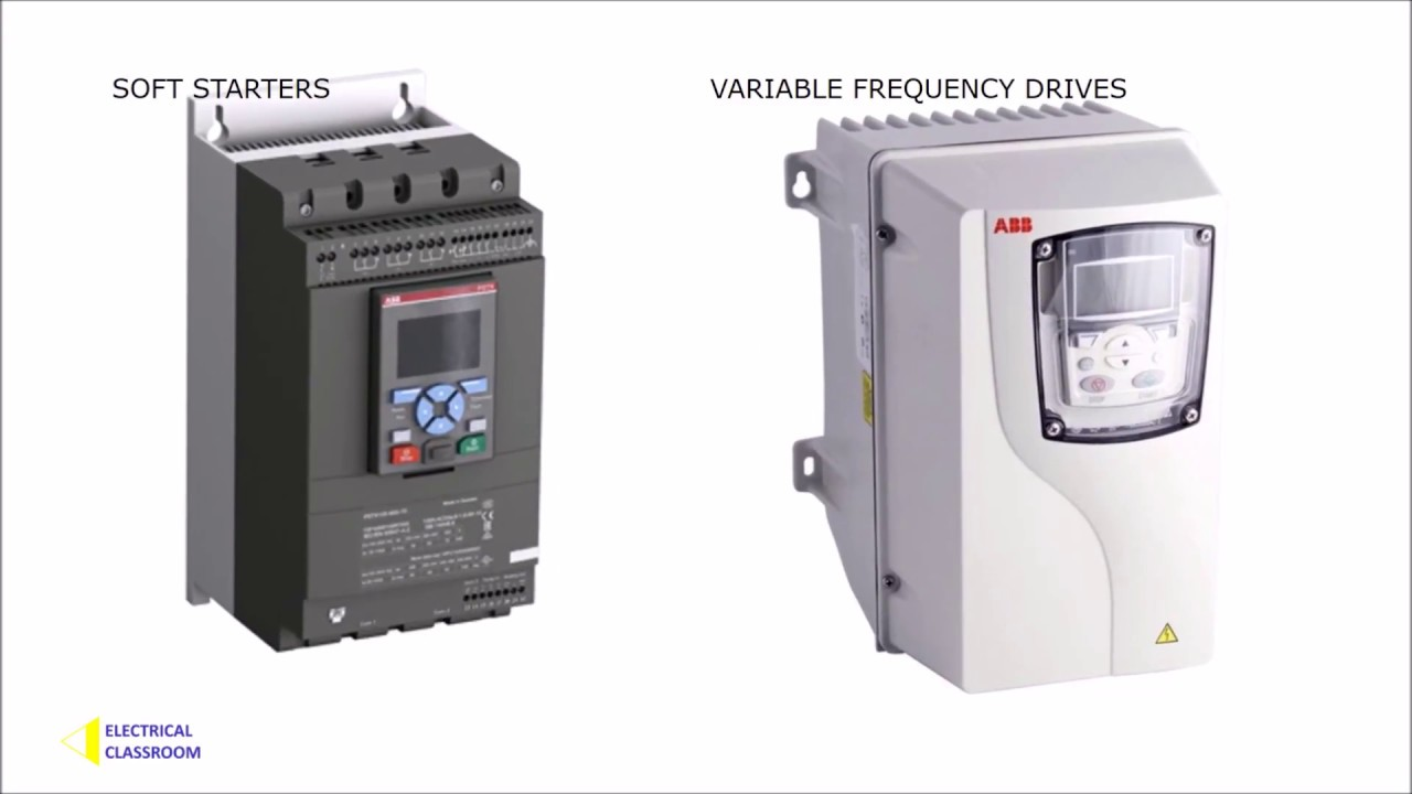 Difference Between Variable Frequency Drives