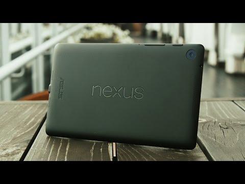 Обзор Nexus 7 (2013)