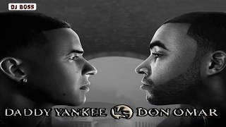 Daddy Yankee VS. Don Omar | Lo Mejor de la Vieja Escuela del Reggaeton (Old School)