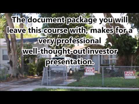How to Start a House Real Estate Flipping Business and Raise Money