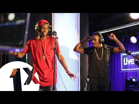 Krept & Konan cover Mo Money Mo Problems in the 1Xtra Live Lounge