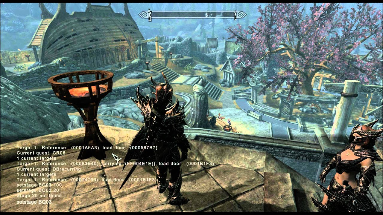 Skyrim Quest Glitch Fix With Console