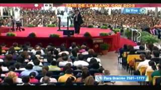 Visita de Roberto Orellana al Tabernáculo Bíblico Bautista 12/04/15