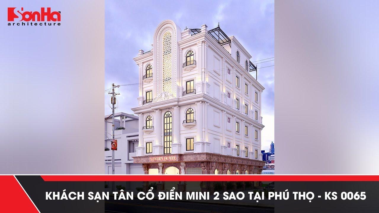 Khách sạn tân cổ điển mini 2 sao tại Phú Thọ – KS 0065