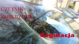 Audi A4 B8 Kodowanie (Coding) Regulacja czujnika zmierzchu/Dusk sensor adjustment