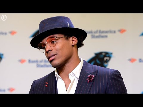 Cam Newton: There's Not A Night I Haven't Had Something Done To My Shoulder