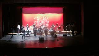 """""""Billie Jean"""" performed by MCC Jazz Band"""