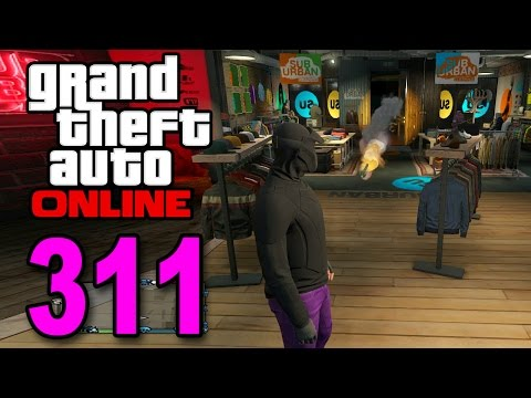 Grand Theft Auto 5 Multiplayer - Part 311 - RPG to the Face (GTA Online Gameplay)