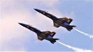 Blue Angels Air Show Pensacola Florida August 22, 2018