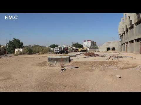 Iraq, Wasit   Olympic Stadium/ Corruption affects sports