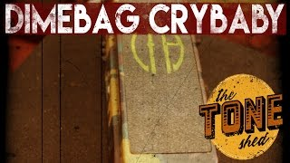 Dimebag's Crybaby From Hell - DEMO