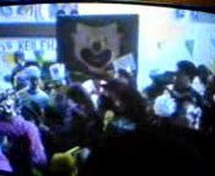 Leroy, Kelly, Kevin Carnaval 1992.