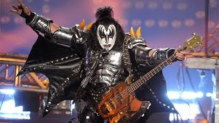 Gene Simmons of KISS Dishes Out Career and Business Advice