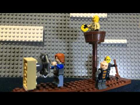 Jacques Cartier Lego Movie