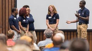 UIS KickStart Summer Orientation 2018