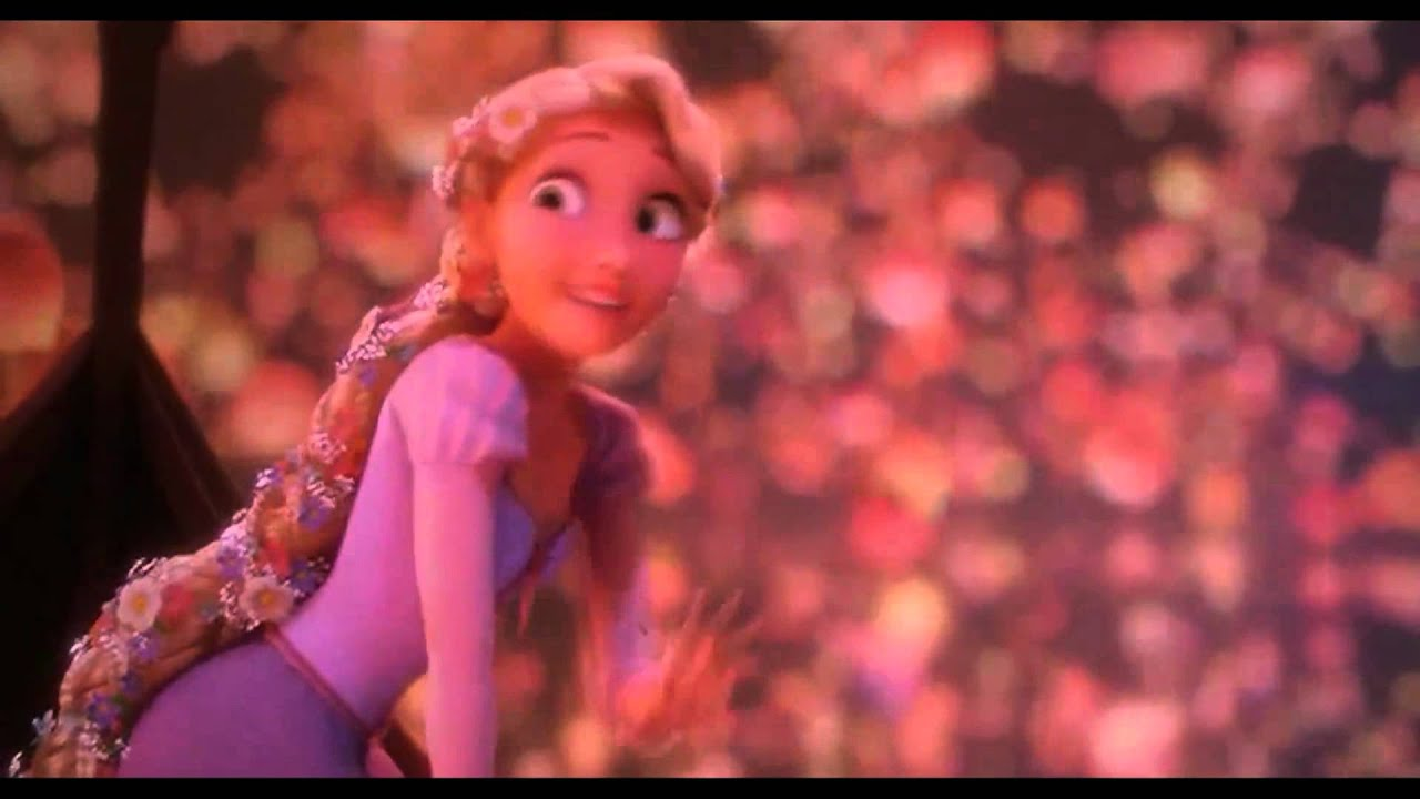 Girls Working Out Wallpaper Disney Dreams Song Tangled I See The Light Raiponce