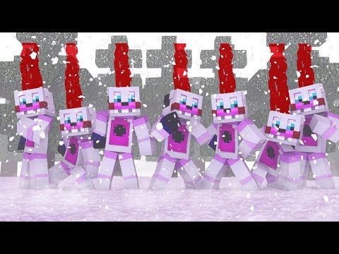 The Seven Deadly Freddys - (Minecraft FNAF Roleplay)