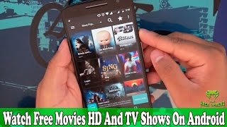 Watch Free Movies HD And TV Shows On All Android Devices 2017
