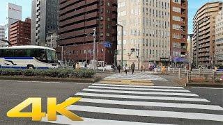 Yotsuya-sanchōme to Shinjuku on foot - Long Take【東京・四谷三丁目/新宿】 4K