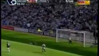 Андрей Воронин  Голы за Ливерпуль 2007 2008
