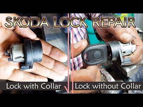 Skoda / Volkswagen / Audi Ignition Barrel Repair
