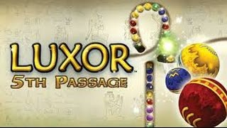Luxor  5th Passage Deluxe  (PC GAME)