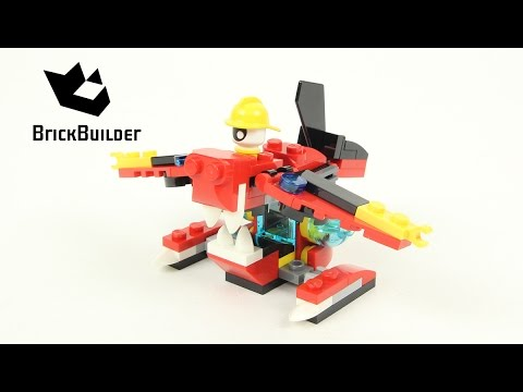 lego-mixels-41564-aquad---lego-speed-build