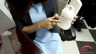 Hướng dẫn sử dụng máy xịt thơm phòng tự động Happyroom Hàn quốc