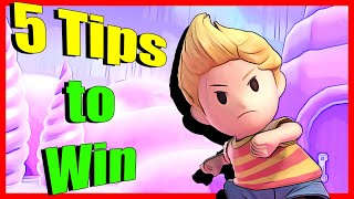 5 TIPS TO WIN AS LUCAS - Lucas in Smash Ultimate