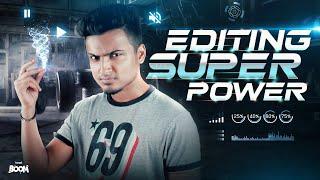 EDITING SUPERPOWER ⚡⚡⚡ | Shouvik Ahmed |  Nawrin Nabila | Warsy Wayz | ZakiLove