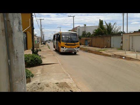 Movimentação de ônibus no Novo Gama, Cidade Ocidental e Valparaíso #6