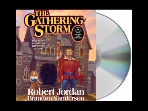 The Gathering Storm by Robert Jordan and Brandon Sanderson--Audio Excerpt