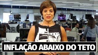 Vera Magalhães: Governo comemora boas notícias na economia