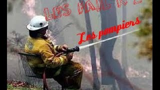 Les Fails n°2 Les pompiers