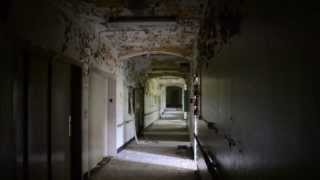 Urban Exploration: Abandoned Psychiatric Hospital - NY
