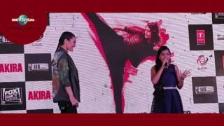 akira rajj rajj ke song sung by nahid afrin indian idol junior finalist 2015